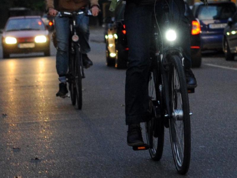 Bild zu Fahrradfahrer
