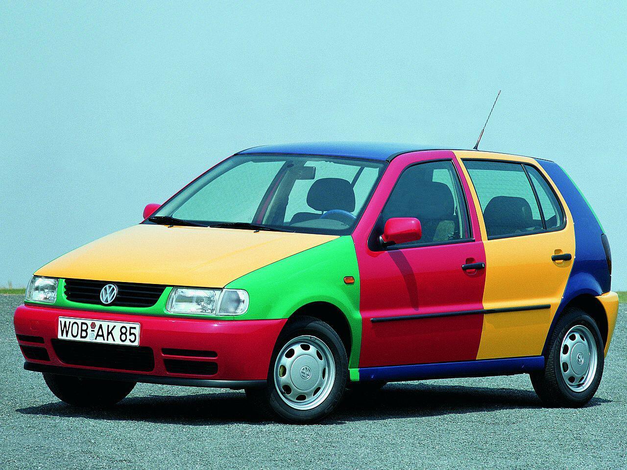 Bild zu Bunt, verrückt, superschnell: Die coolsten Autos der 90er-Jahre