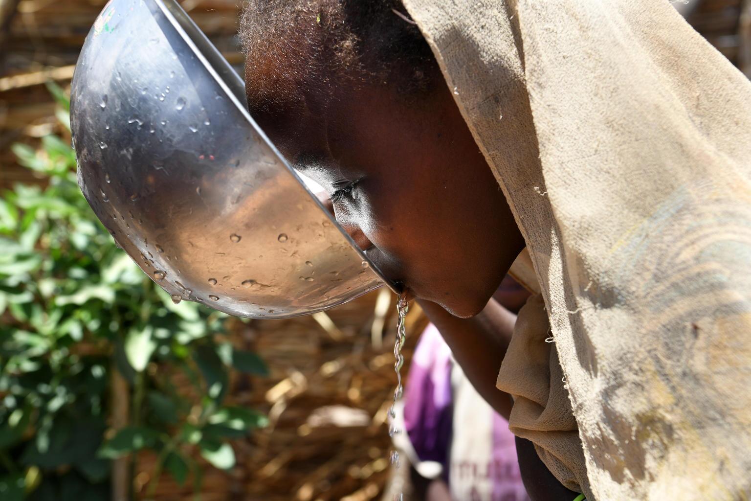 Bild zu Chad, Tschad, Trinkwasser