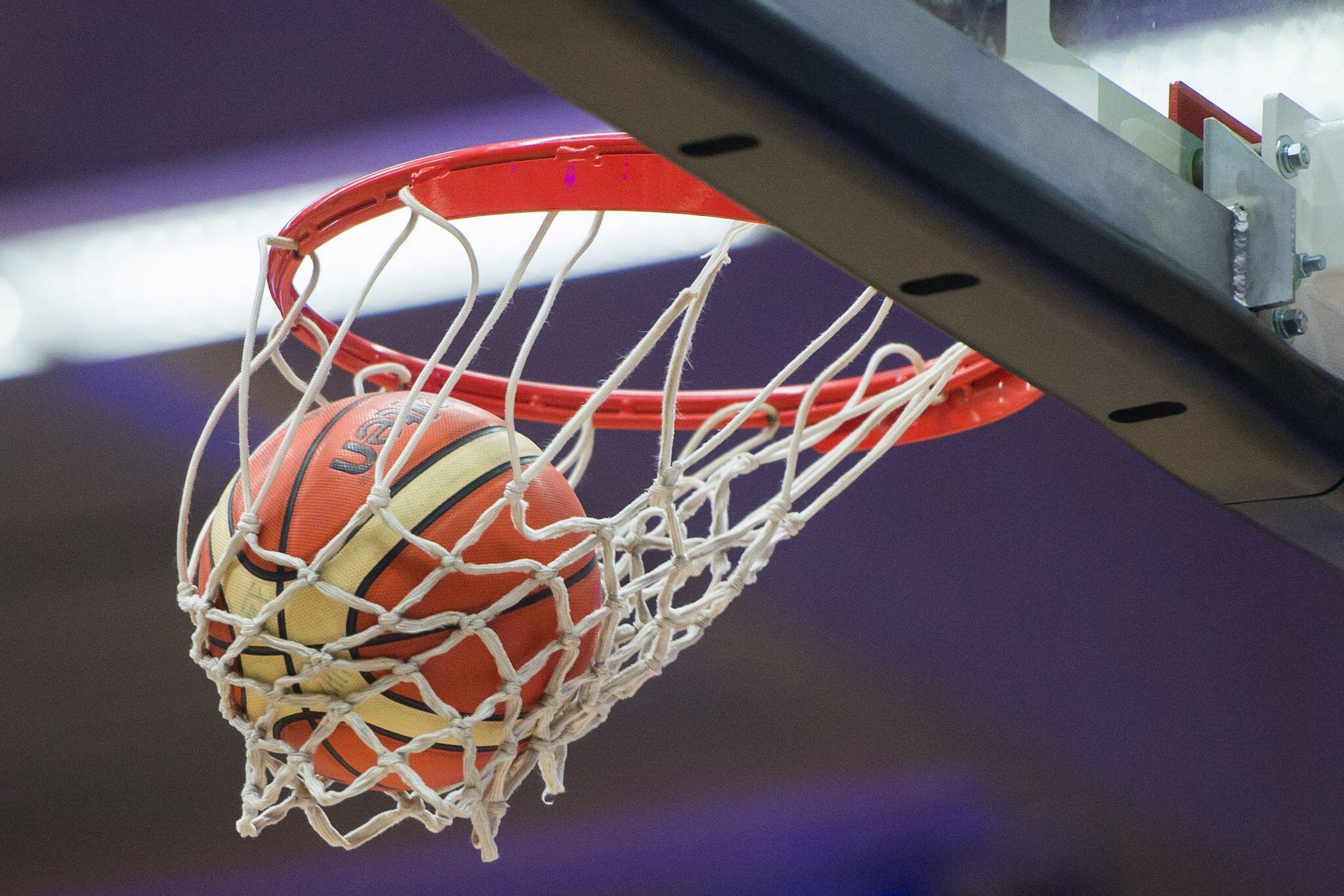 Bild zu Basketball