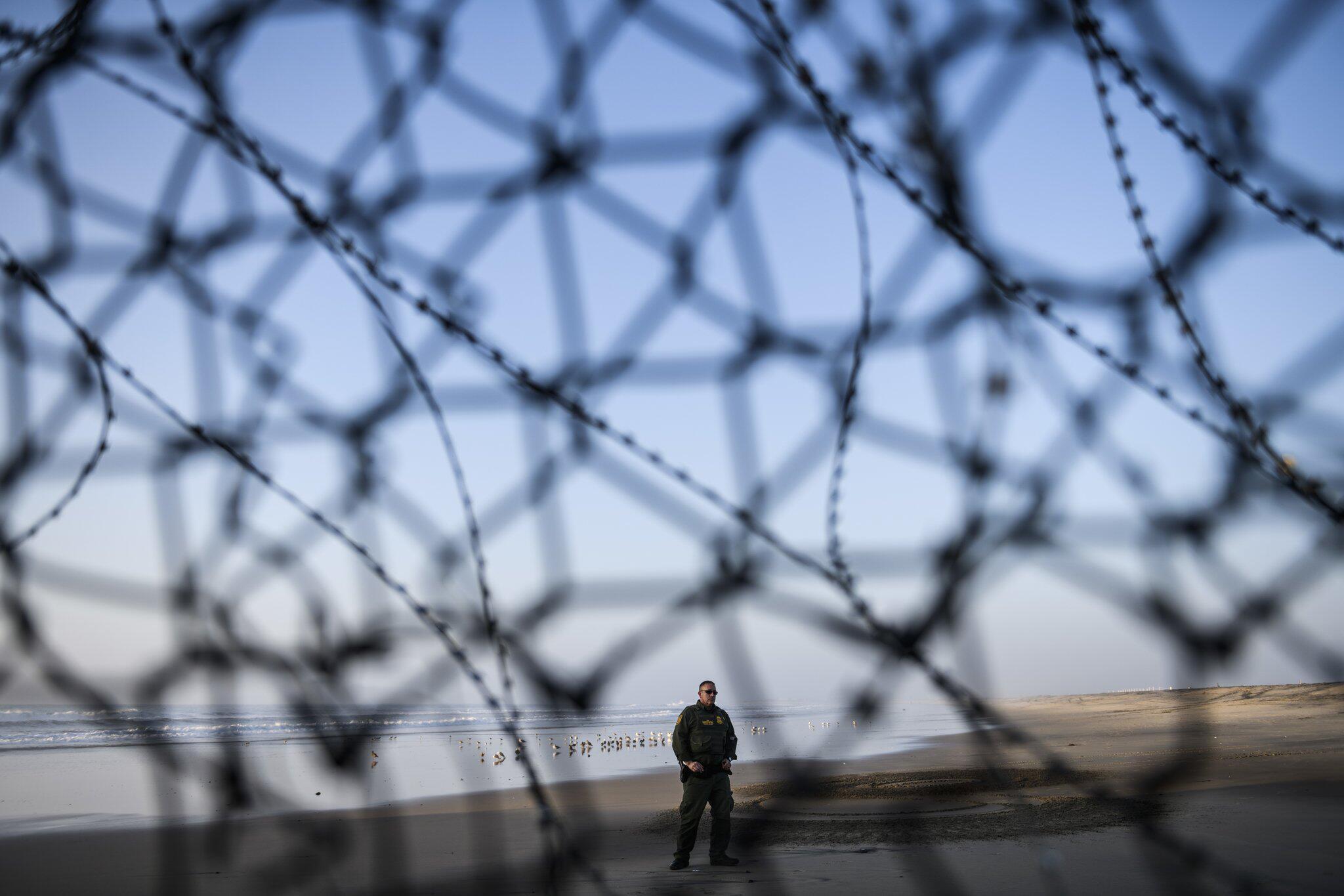 Bild zu Grenze USA Mexiko