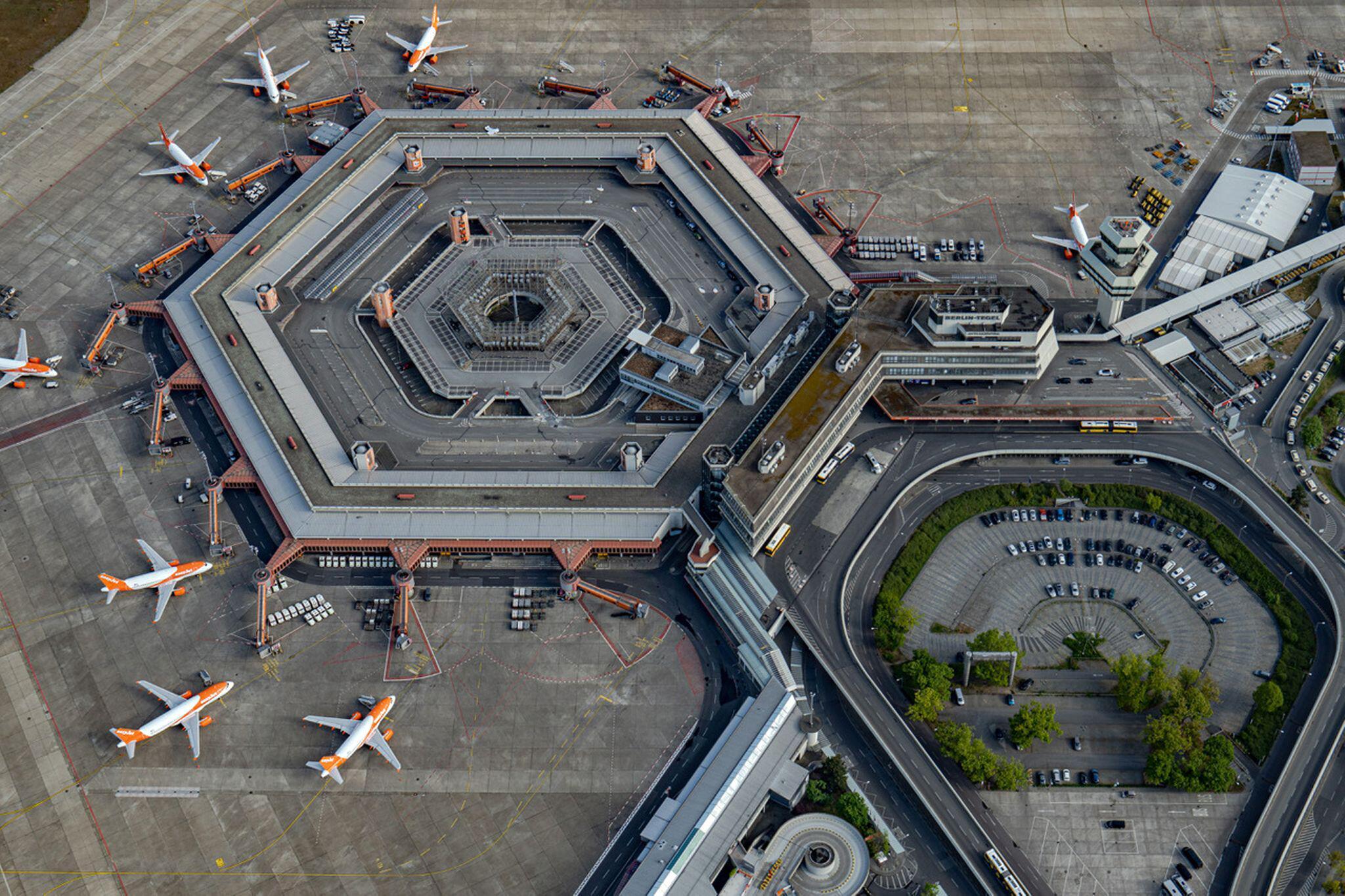 Bild zu Flughafen Tegel