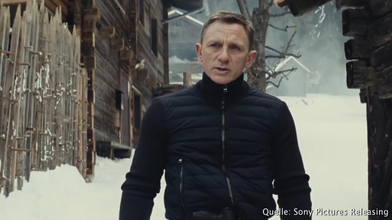 Bild zu Daniel Craig