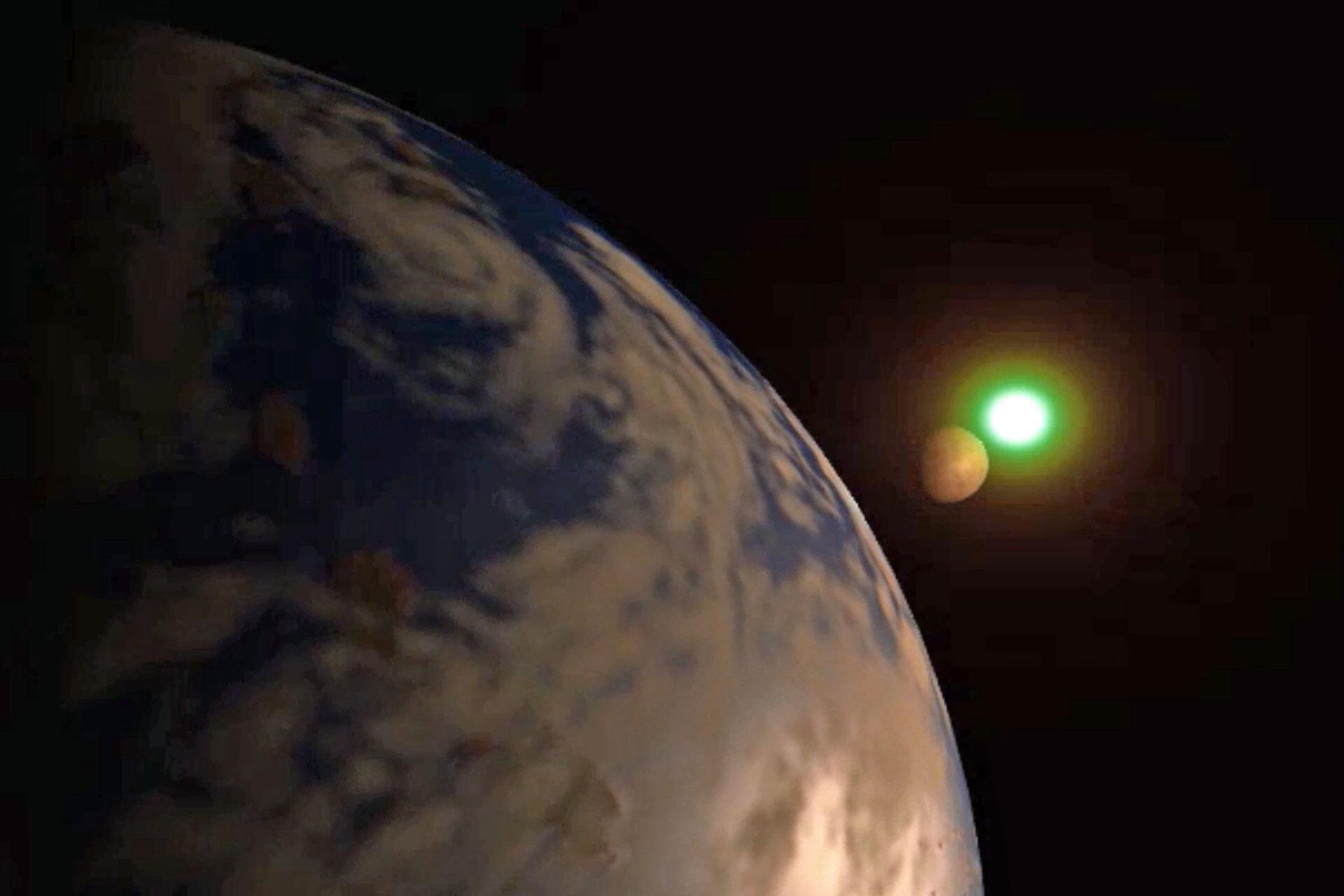 Bild zu Sonnenfinsternis