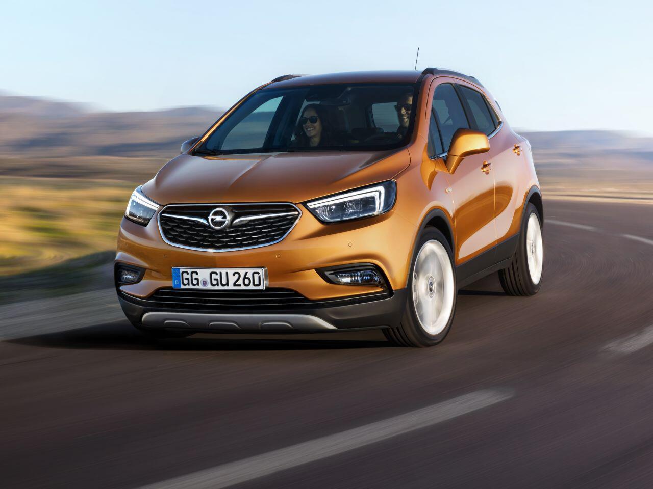 Bild zu Platz 8: Opel Mokka