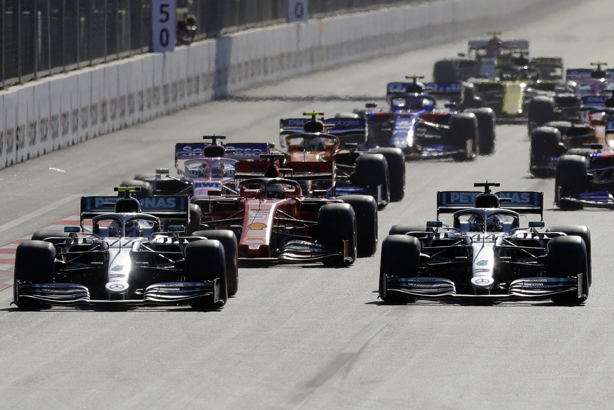 Bild zu Grand Prix von Aserbaidschan