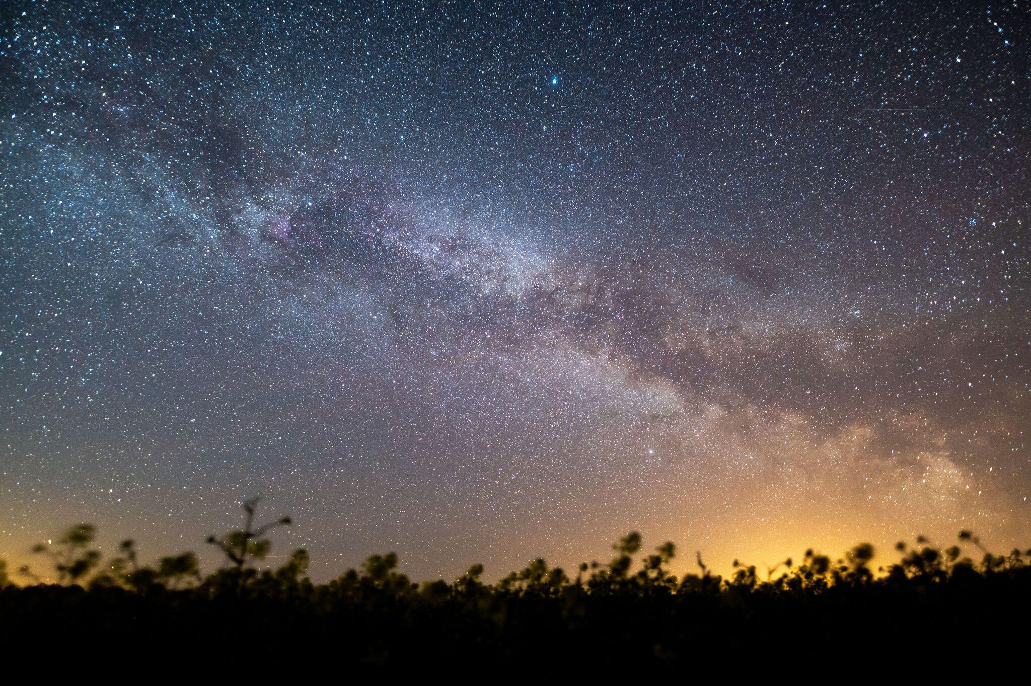 Bild zu Sternschnuppen der Aquariden