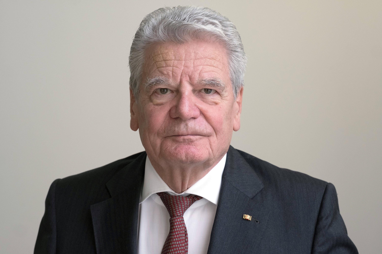 Alter Joachim Gauck