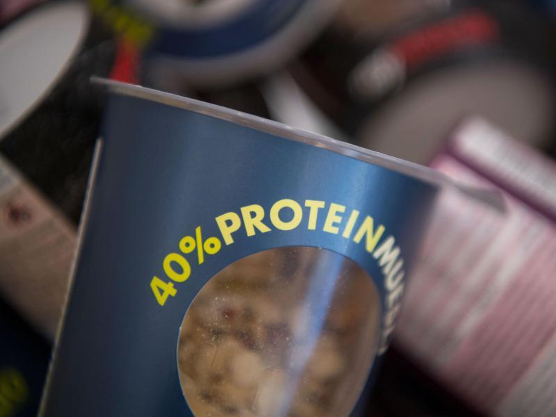 Bild zu Protein-Müsli