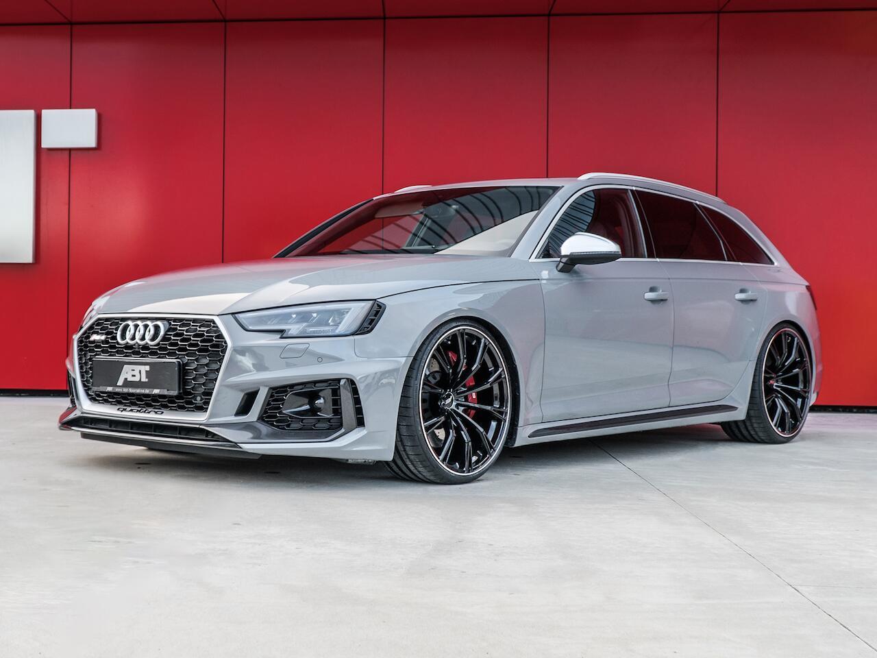 Bild zu ABT Audi RS4 Avant