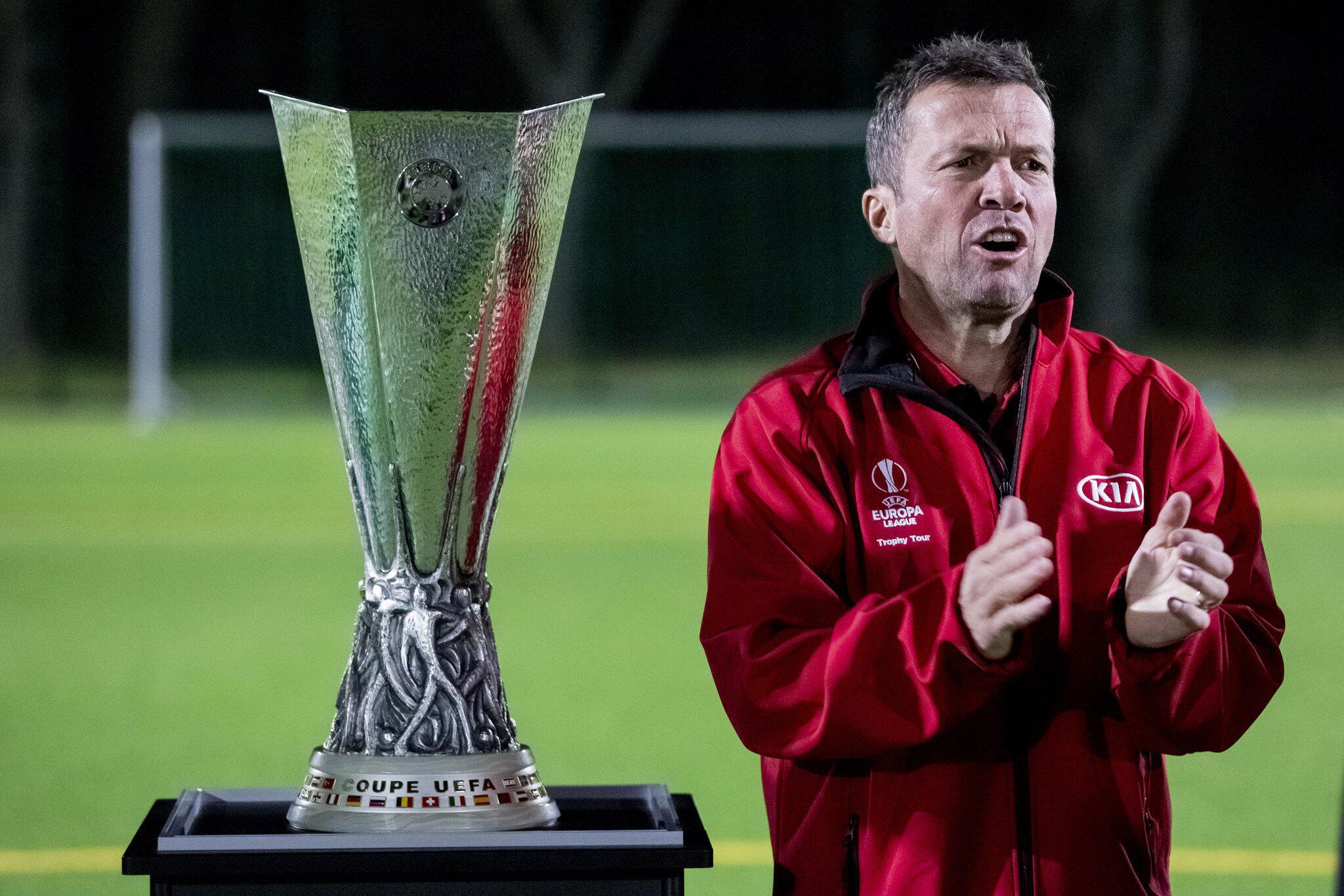 Bild zu Presentation UEFA Cup of the Europa League