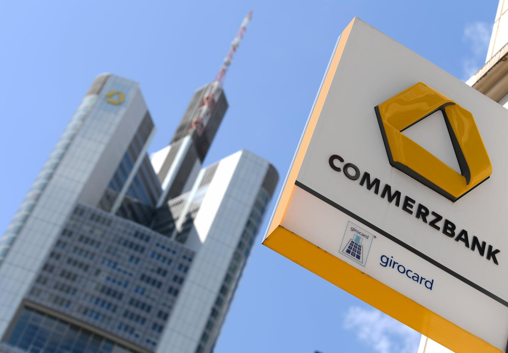 Bild zu Commerzbank in Frankfurt