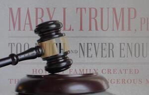 Donald Trump, Robert Trump, Mary Trump, Einstwillige Verfügung, Buch, Klage, New York, USA