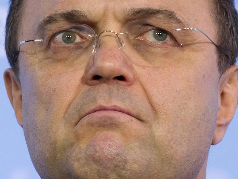 Bild zu Friedrich-Rücktritt