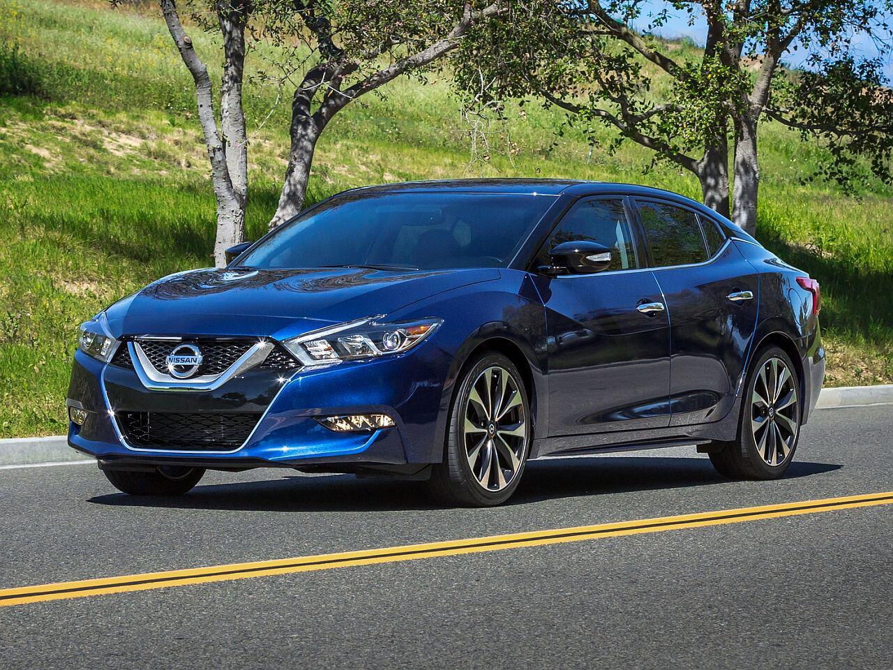 Bild zu Platz 8: Nissan Maxima