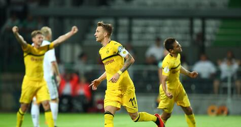 SpVgg Greuther Fürth - Borussia Dortmund