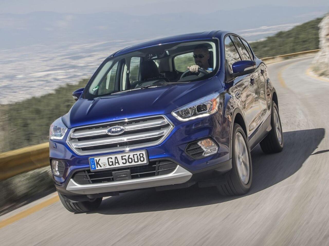 Bild zu Platz 15: Ford Kuga