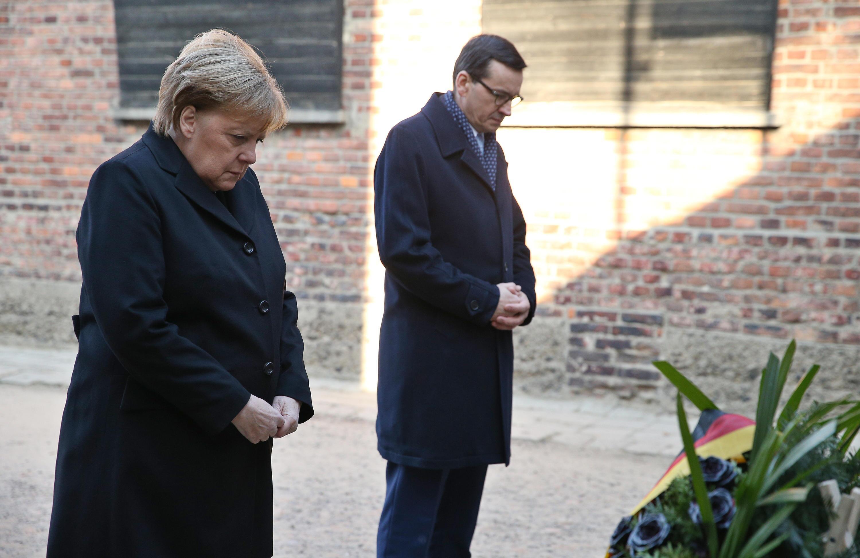 Bild zu Bundeskanzlerin Angela Merkel